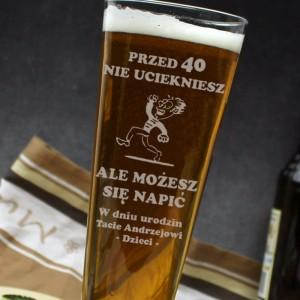 spersonalizowany kufel na piwo
