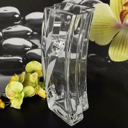 ekskluzywny wazon z kryształem