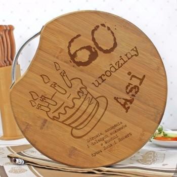 Prezenty Dla Niej I Dla Niego Na 60 Urodziny Z Dedykacją