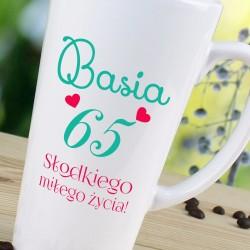 kubek z imieniem - latte